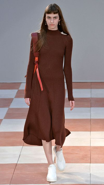 The new-gen school uniform is sorted thanks to Céline.