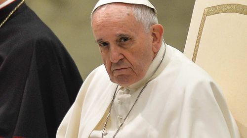 Pope Francis calls for priests to pardon women over abortions