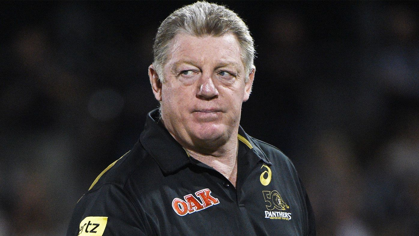 'We have someone in mind, and we're still waiting for an answer': Phil Gould hints at play for new Panthers head coach