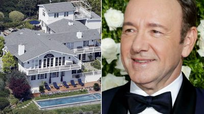 Inside Weinstein, Spacey's luxury $50,000 per month rehab
