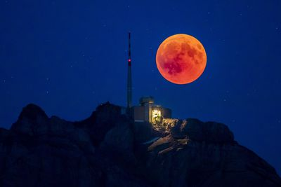 <strong>Blood moon, July 28<br> </strong>