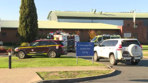 Investigations into the leak are now underway. (9NEWS)