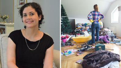Organisation and decluttering expert, Gemma Quinn