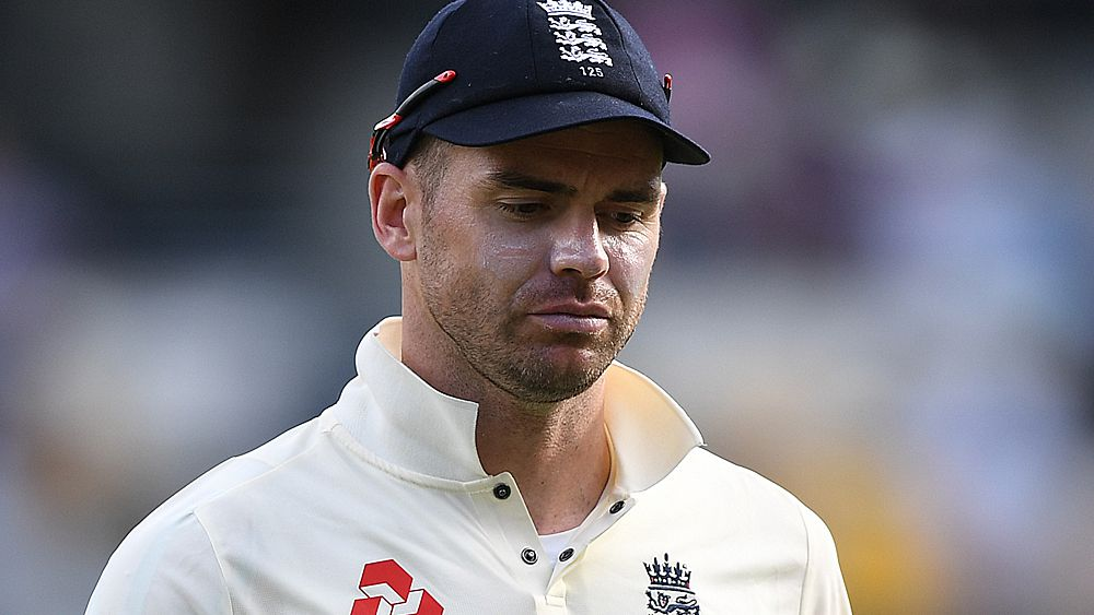 James Anderson likens Australia to bullies, says he's not going to cop abuse