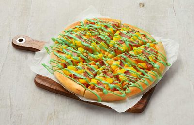 Pizza Hut is dousing pizzas in green 'mutant' sauce to honour '90s cartoon