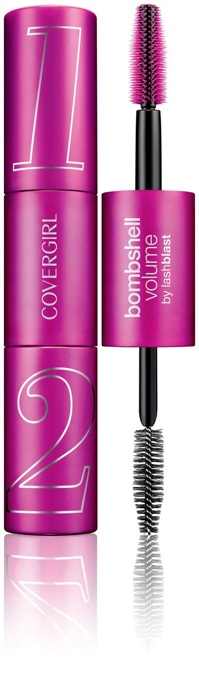 "<a href=""https://www.priceline.com.au/covergirl-bombshell-volume-mascara-by-lashblast-in-very-black-20-ml"" target=""_blank"">COVERGIRL Bombshell Volume Mascara, $11.99.</a>"