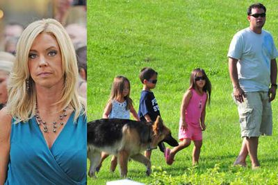 "Claws were out during the divorce of Kate Gosselin and Jon. In fact, the pair went head-to-head in court, with Jon saying his ex-wife was a ""negligent owner"" to their two German Shephers Shoka and Nala. In the end, the two dogs went back to their breeder."