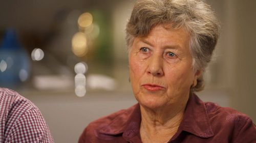 Lyn's syster Pat Jenkins believes her sister was murdered.