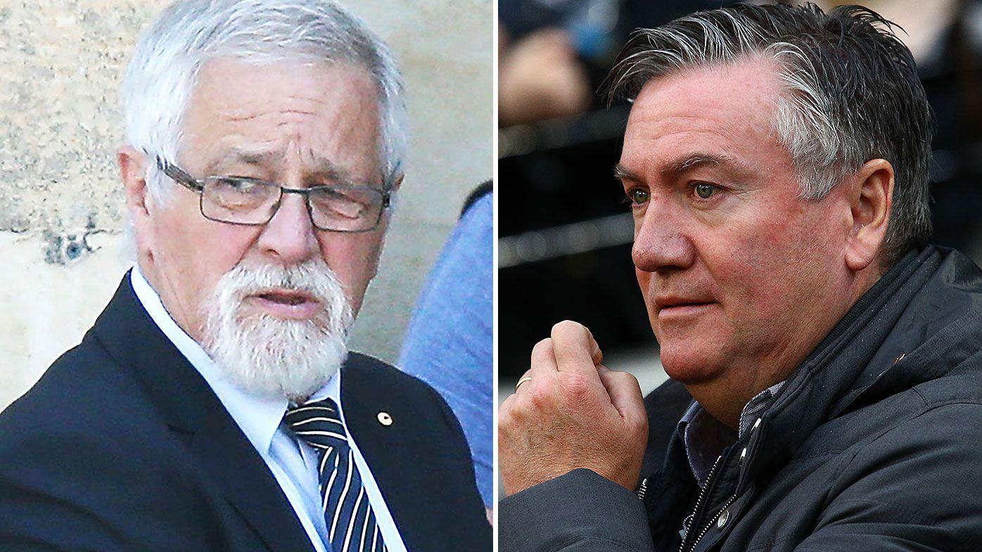 'Over-puffed up windbag': Eddie McGuire goes nuclear in war of words with veteran radio host