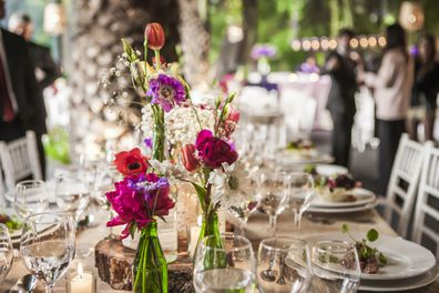 Sister of groom unhappy at wedding seating arrangements
