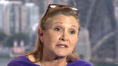 Carrie Fisher sent a cow's tongue to a producer after he sexually assaulted her friend