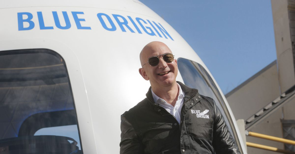 How much does it cost to go to space with the world's richest man? $36 million – 9News
