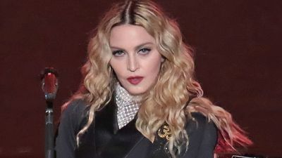 Hollywood is making a Madonna biopic — and Madonna is outraged