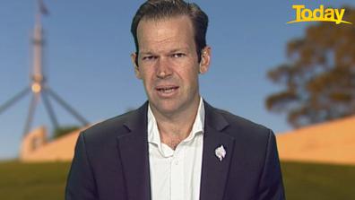 Matt Canavan believes Australians shouldn't be forced to get vaccinations.