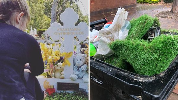 Sydney Cemetery Removes Decorations From Baby Gravesite 9honey
