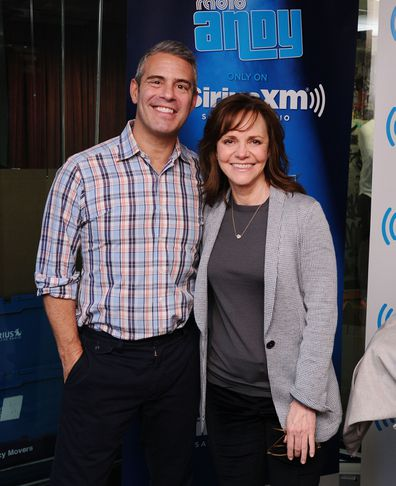 Celebrity neighbours, Andy Cohen, Sally Field