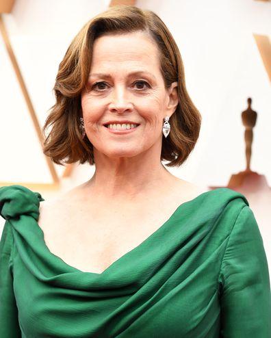 Celebrities, have not won Oscars, Sigourney Weaver