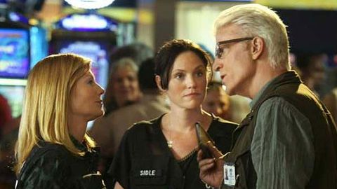 "Watch now: Ted Danson in the ""lighter"" CSI"
