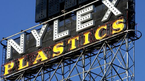 The neon sign is a Melbourne landmark. (AAP)