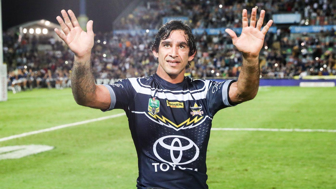 NRL: Gold Coast Titans vow to ruin Johnathan Thurston's farewell