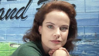 Then: Sigrid Thornton as Laura Gibson