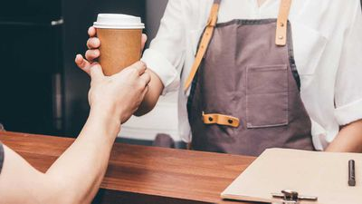 Student outraged over $7 coffee order