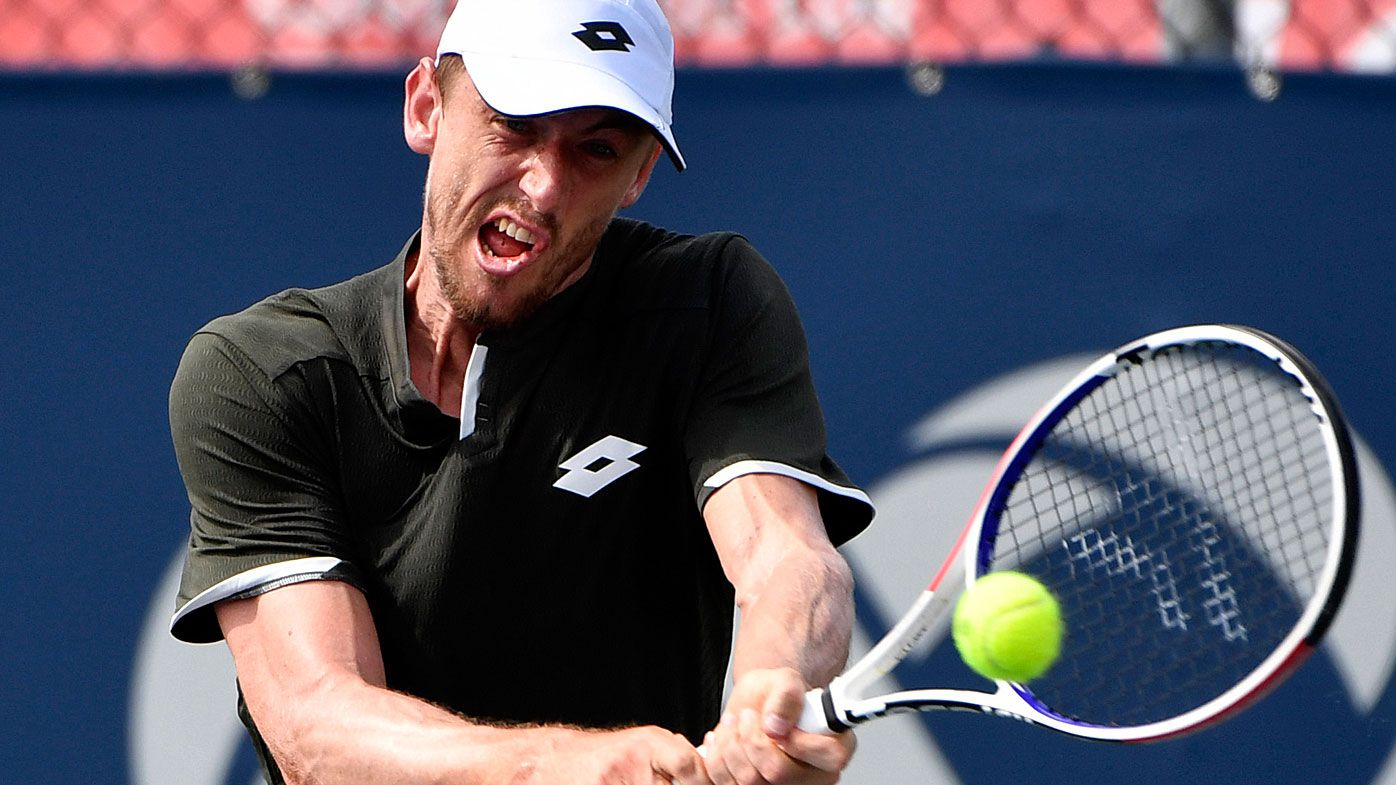 John Millman eliminated from Canadian Open by Marin Cilic