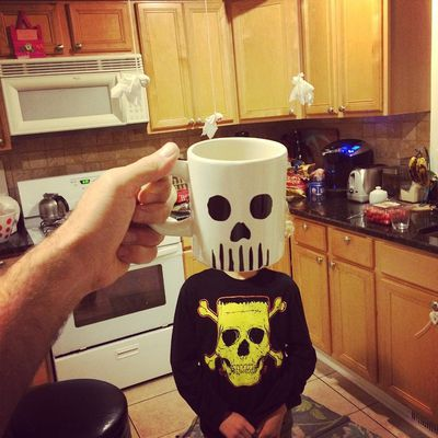 We all feel like death before that first morning coffee. (Instagram)