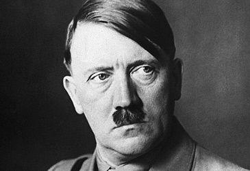 Daily Quiz: Adolf Hitler was born in which former European empire in 1889?