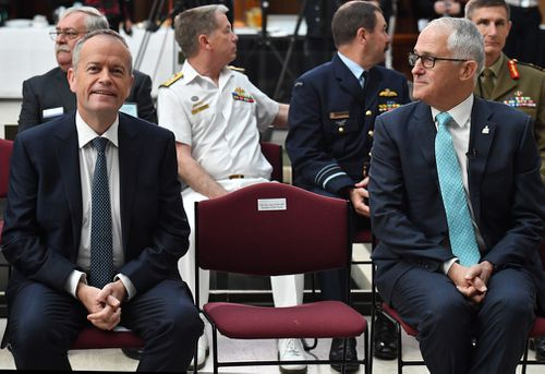 Mr Turnbull's performance approval rate however has dropped since the last poll, with 44 percent disapproving, up from 39 percent. Picture: AAP