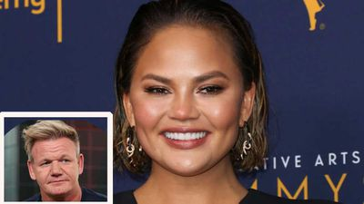 Gordon Ramsay propositions Chrissy Teigen to a cookbook swap