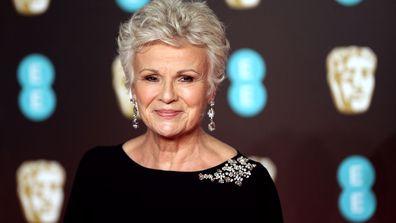 Julie Walters at the BAFTA Awards