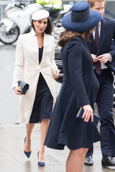 The moment between Kate Middleton and Meghan Markle we're hoping to see this Commonwealth Day