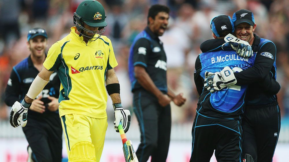 Smith booed after controversial NZ ODI
