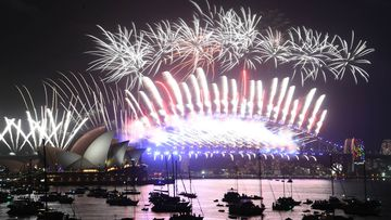 Last year's celebration used nearly 500kg less fireworks than that planned for 2018.