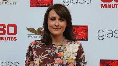 House Husbands actress Natalie Saleeba.