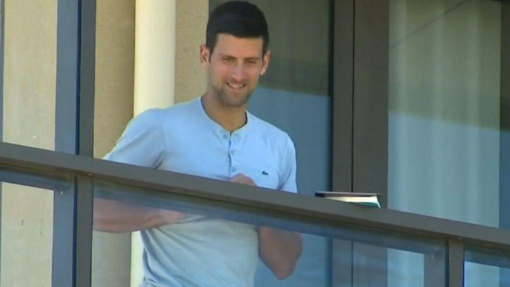 Novak Djokovic takes to Twitter to defend controversial hard quarantine wish-list