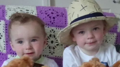 Toddlers missing for two days found safe and well