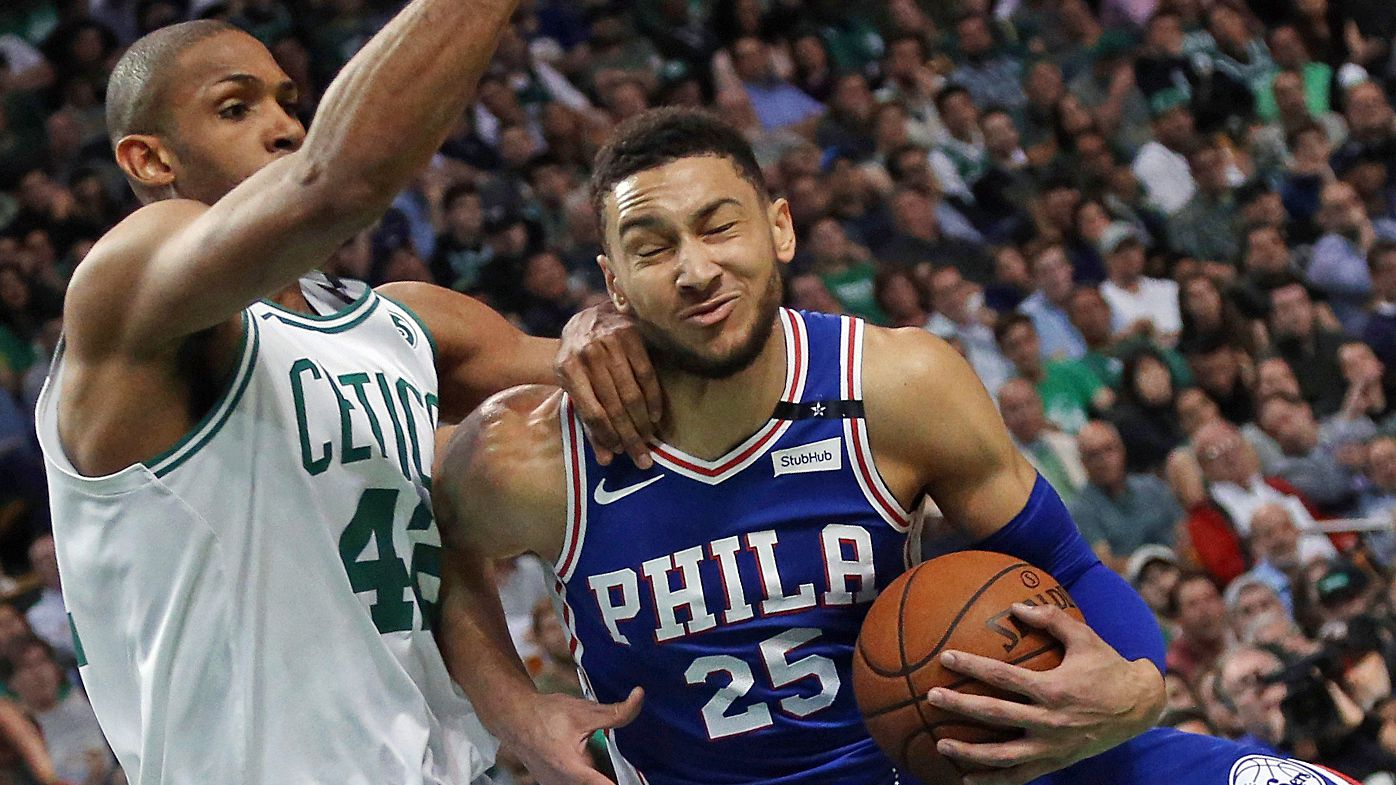 Ben Simmons named to NBA All-Rookie First Team