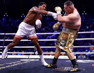 Heavyweight brawl