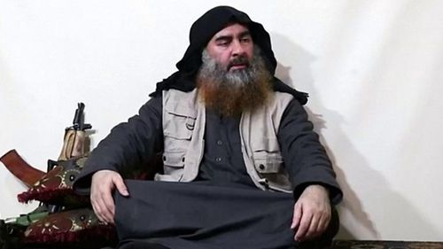 Speculation over Islamic State leadership as official claims world's most wanted terrorist is 'paralysed'