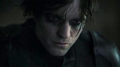 The first trailer for Robert Pattinson's take on Batman released.