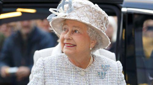 Queen Elizabeth II. (Getty)