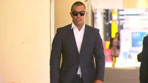Suspicious fire being investigated at home of former AFL star Daniel Kerr's estranged wife