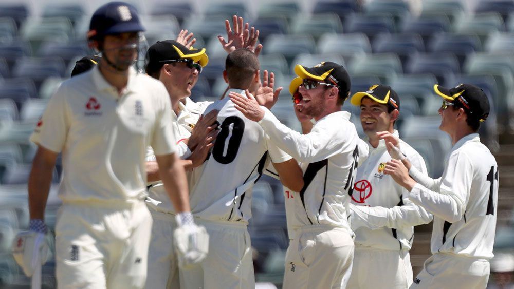 England's big guns fall cheaply in tour match against Western Australian XI at WACA