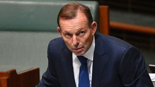 Former Prime Minister Tony Abbott has slammed the NEG.