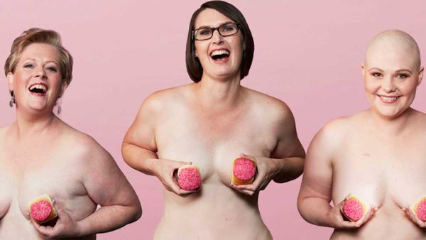 BNCA and Baker's Delight Breast Cancer awareness campaign