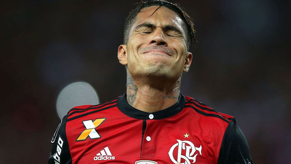Peru's captain banned from 2018 World Cup for cocaine use