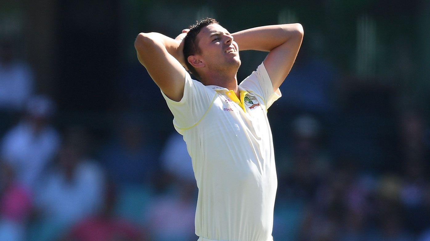 Hazlewood injury opens door for Test debut