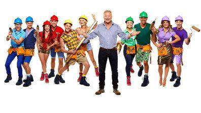 Mitch & Mark, Jesse & Mel, Tess & Luke, Scott Cam, Andy & Deb, El'ise & Matt
